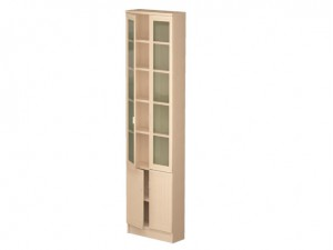 шкаф за библиотека OLIVIA B18 дъб