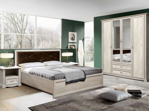 примерна комбинация за спалня SOHO