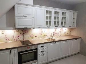 ретро кухня модел BIANCA (композиция 11)
