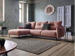ъглов диван с легло и ракла SPEZIA