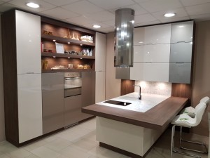 Кухня Pastel металик