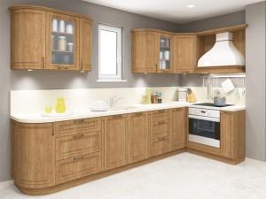 Кухня RAPIDO Louis 3
